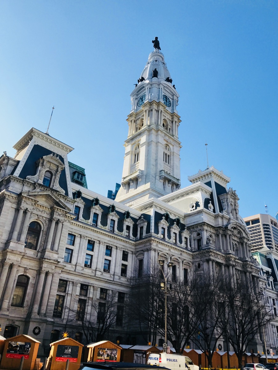 Holiday Staycation in Philadelphia